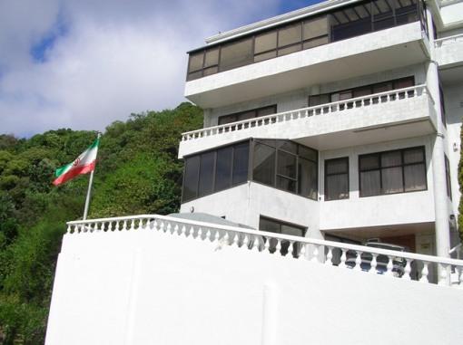 Iranian Embassy, Hataitai, New Zealand