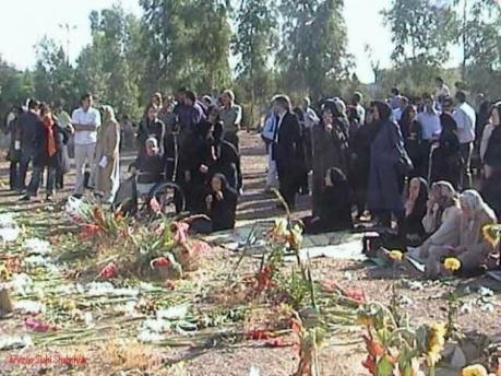 Massengrab von Khavaran (Opfer von 1988)