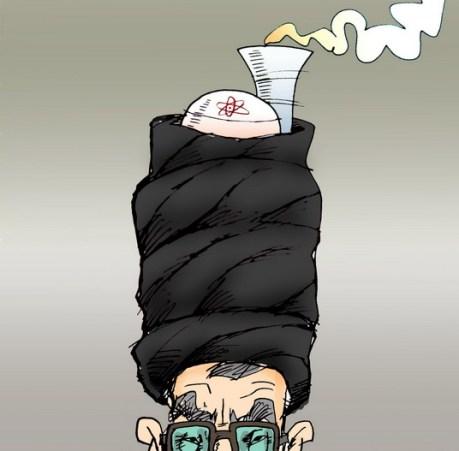 Oberster Atomführer (Nikahang Kowsar)