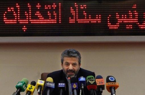 Wissenschaftsminister Kamran Daneshjou