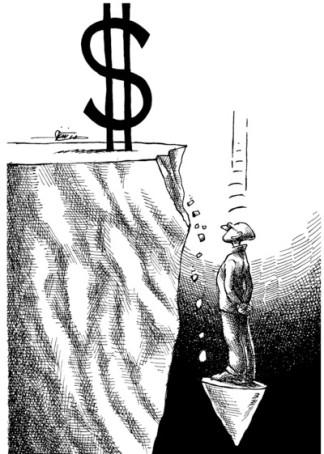 Kursverfall des Rial (Mana Neyestani)