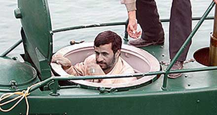 an iran-uboot