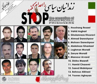 stop execution of pol prisoners