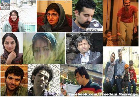 11 verhaftete Journalisten 27-1-2013