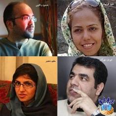 4 verhaftete Journalisten 28-1-2013
