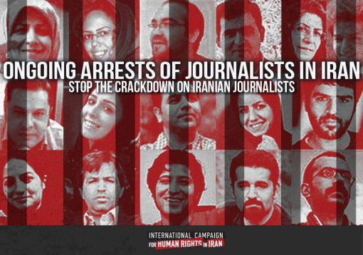stop arrests of journos