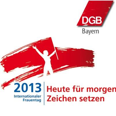 8 März DGB Bayern