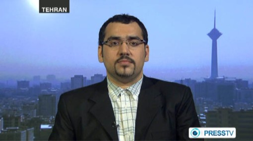 Hamid-Reza Emadi Press TV