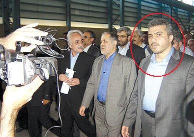 MirKazemi mit ANs Industrieminister