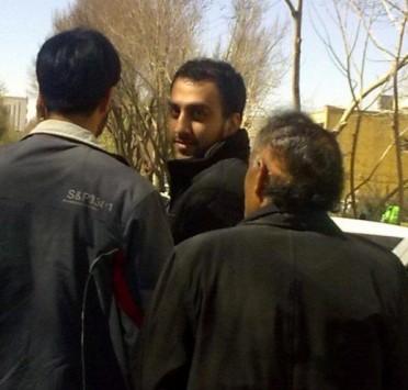 Navid Khanjani März 2010