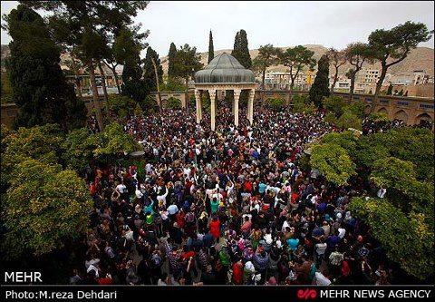 Nouruz 1392 Hafeziyeh Shiraz