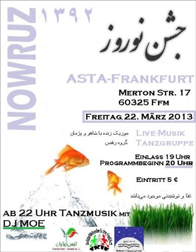 Nouruz Frankfurt 2013