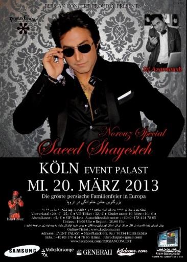 Nouruz Köln 2013