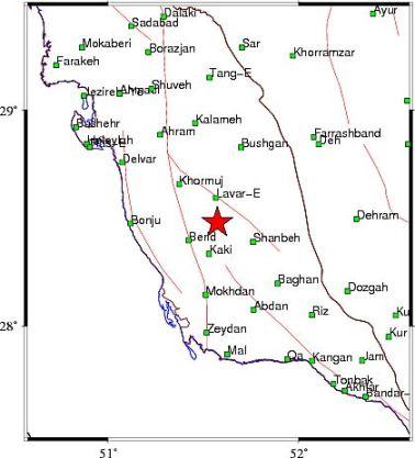 Bushehr-quake
