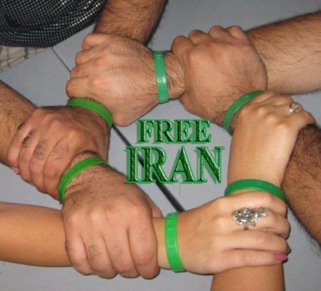 Free Iran - Greens