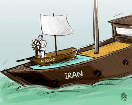 IR und Assad