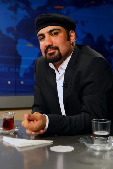 Kouhyar Goudarzi in Freiheit