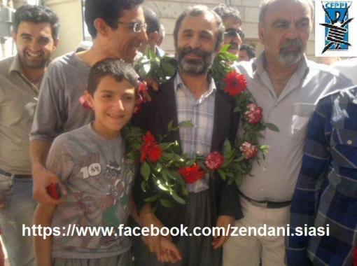 Sanandaj Arbeiter freigelassen