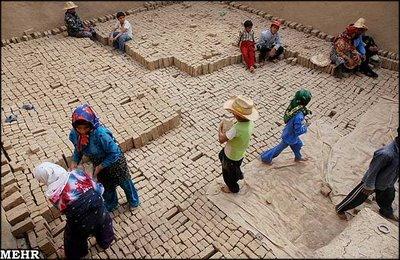 Kinderarbeit Ziegelei