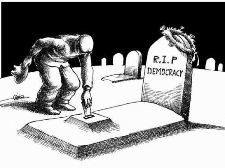 Mana Neyestani RIP Demokratie