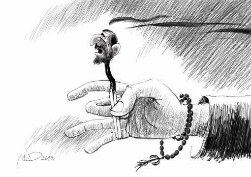 Mahmud hat ausgedient (Mani Arbab)