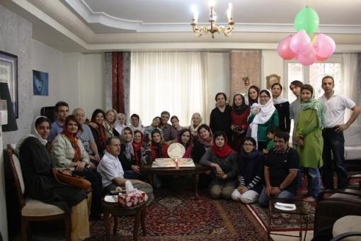 Nasrin Sotoudeh 50 Geburtstag small