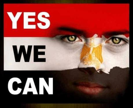 Ägypten Yes we can