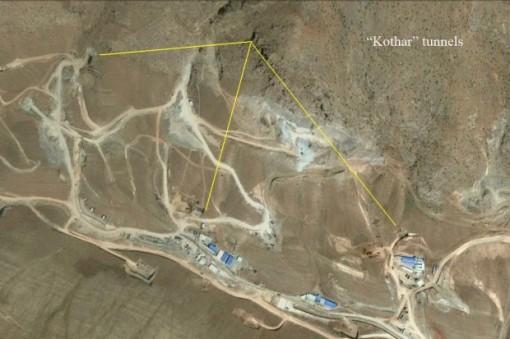 Kothar-tunnels Damavand