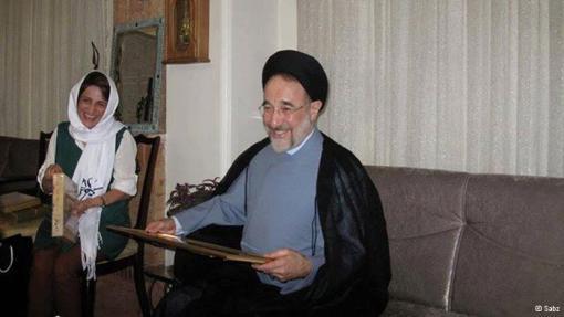 Nasrin und Khatami