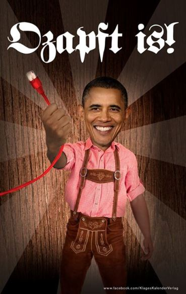 Obama Ozapft is Verlag