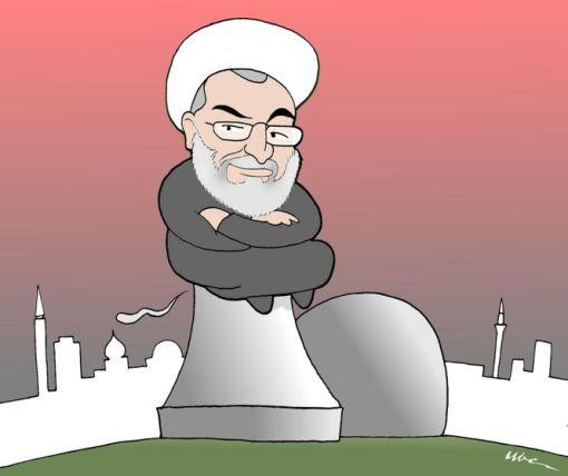Rouhani - Gianfranco Uber