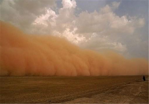 Sandstürme Sistan