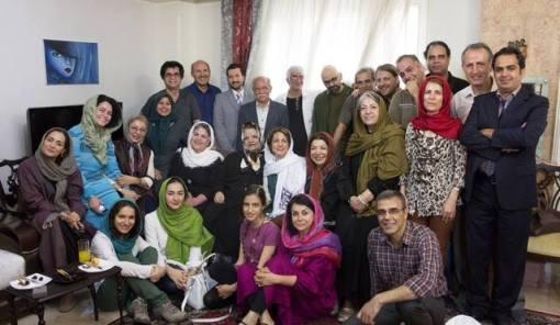 Jafar Panahi bei Nasrin