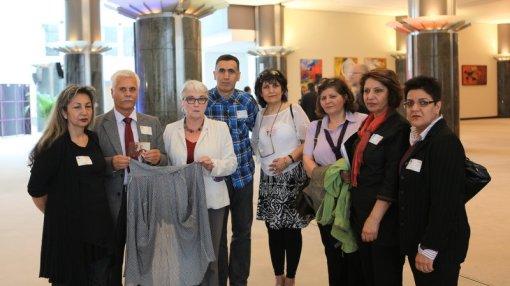 Köln Mütter treffen EU MR-Beauftragte Krumberg