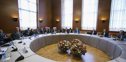 Atomgespräche in Genf