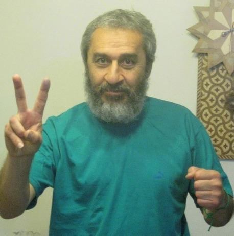 Masoud Pedram Hafturlaub