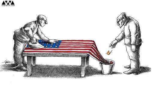 Weiter Tod den USA