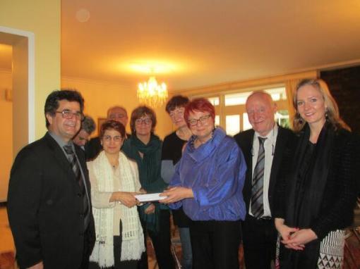 EU-Delegation trifft Sotoudeh und Panahi