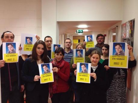Amnesty Free Zia Nabavi