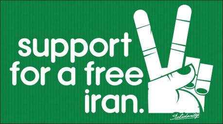 green free iran