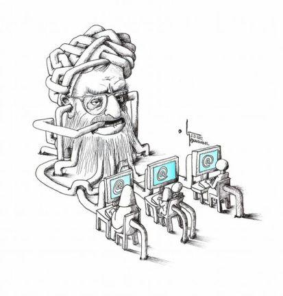 Internetzensur Khamenei