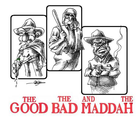The Good, Bad and Maddah