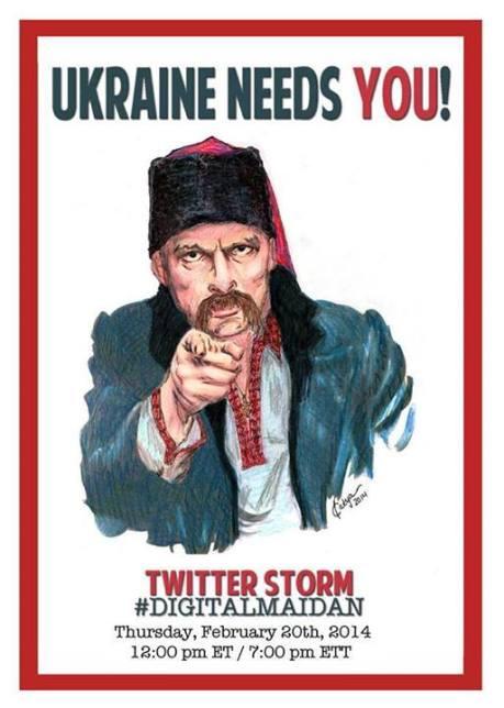 twitter storm ukraine